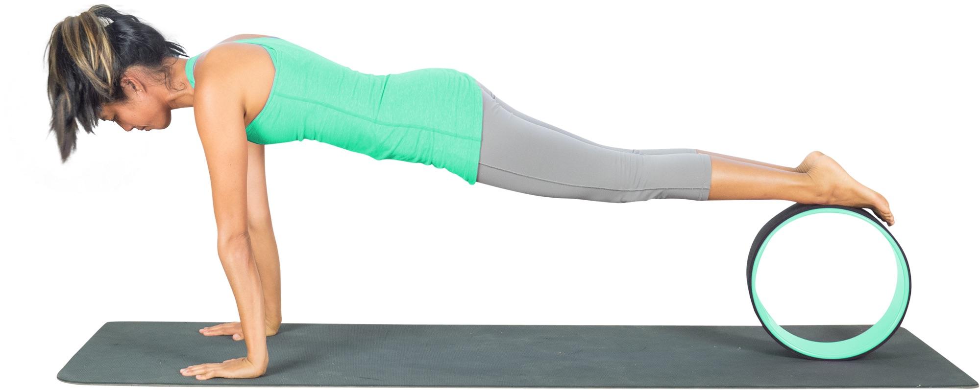 Yoga Wheel Pose Guide 50 Easy Exercises for Beginners   UpCircleSeven